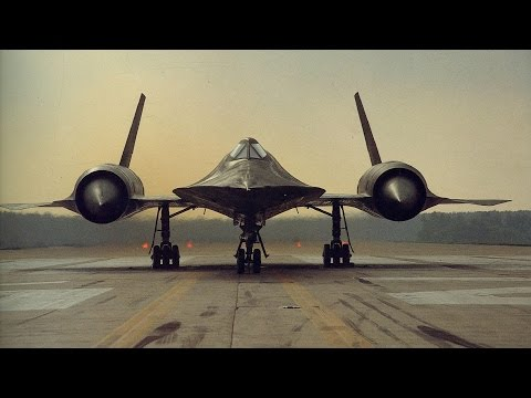 SR-71 Blackbird - Top 10 awesome facts about the worlds fastest jet airplane