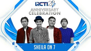 "Download Video RCTI 28 ANNIVERSARY CELEBRATION | Sheila On 7 ""Seberapa Pantas"" MP3 3GP MP4"
