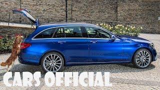 Mercedes-Benz C 220 d Estate Brilliant Blue Metallic | INTERIOR