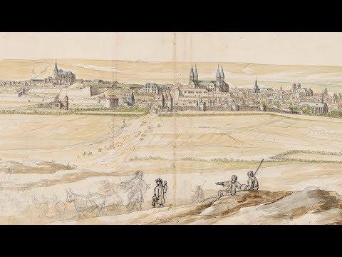 Exposition : La France vue du Grand Siècle. Dessins d'Israël Silvestre (1621-1691)