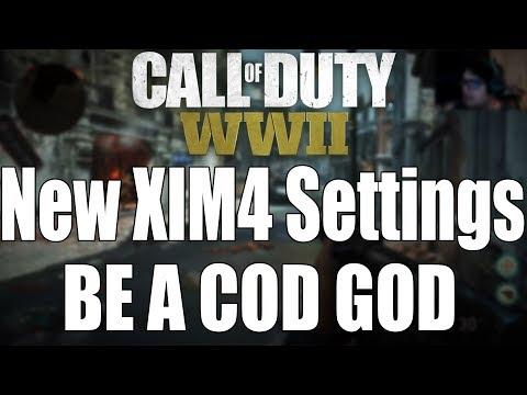 COD WWII XIM4 BEST SETTINGS Doovi