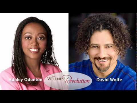 David Wolfe on Superfoods and the Immune System