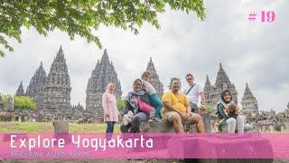 Gambar cover Explore Yogyakarta Liburan Tahun Baru 2020