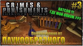 Sherlock Holmes: Crimes & Punishments | ВАТСОН!!! ГДЕ МОЙ ОПИУМ??? | #3