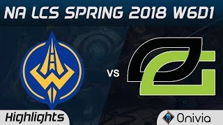 Video GGS vs OPT Highlights NA LCS Spring 2018 W6D1 Golden Guardians vs Optic Gaming by Onivia download MP3, 3GP, MP4, WEBM, AVI, FLV Agustus 2018
