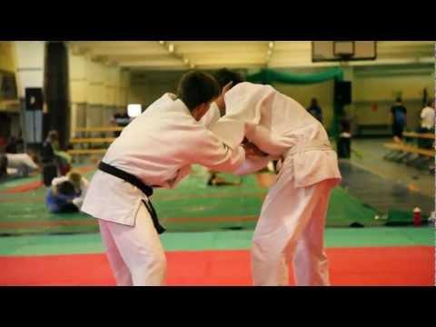 Judo - The Gentle Way
