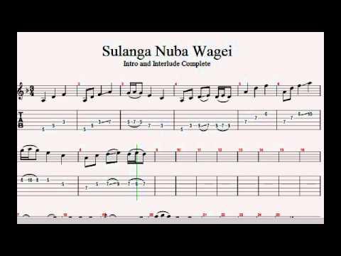 Sinhala Guitar Tabs - YouTube