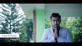 Video Handsome Hunk Nepal 2017 Contestant No. 21 Timesh shrestha download MP3, 3GP, MP4, WEBM, AVI, FLV September 2018
