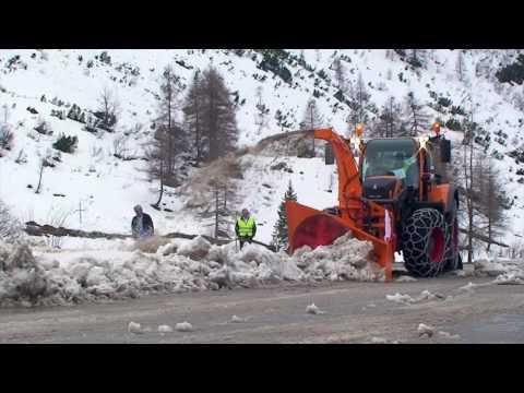 Kahlbacher Winterdiensttag Obertauern 2016
