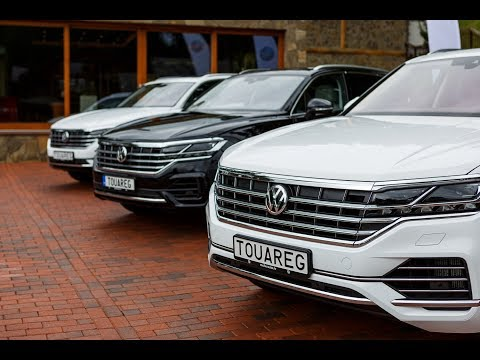 New Touareg Secret Preview Event in Lithuania- July 3, 2018