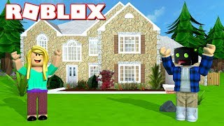 WE BUILD OUR 1,000,000€ DREAM HOUSE! Roblox [English/HD]