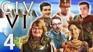 Civ 6 - Boat Kings #4  - You Got Daltos