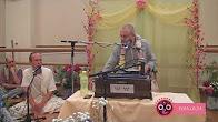 Бхагавад Гита 12.6-7 - Прабхавишну прабху