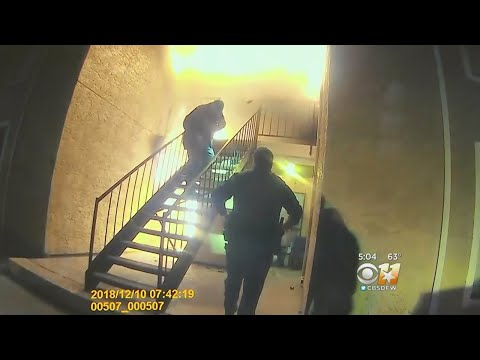 VIDEO: Balch Springs Officers Rescue Boy From Apartment Fire