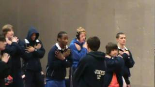 Lincoln Park Home League meet Vs Wyndotte Warm up Live for this!!