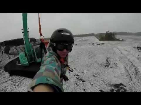 Motorstuntcrew Excavator fun