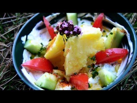 Outdoor Küche Rezepte : Outdoor und camping küche rezepte youtube