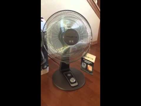 pedestal home using with hqdefault how rowenta to fan dan air hacks make at easy video turbo conditioner life hughes adjustable bottle remote plastic