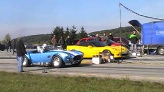 Cobra 427 VS Corvette ZR1