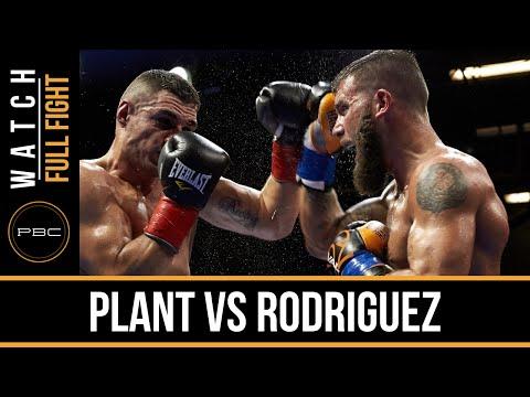 Plant vs Rodriguez FULL FIGHT: Jan. 19, 2016 - PBC on FS1