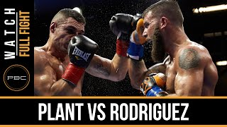 Plant vs Rodriguez FULL FIGHT: Jan. 19, 2016 - PBC on FS1