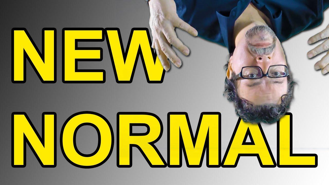 La Nueva Normalidad: EL GRAN DISPARATE
