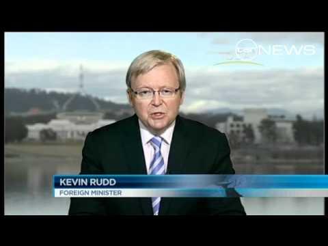 Australia's Quake Response