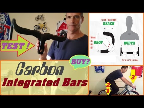 Carbon integrated handlebars - You need to know