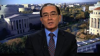NORTH KOREA DEFECTOR TOP RANKING OFFICIAL BREAKS SILENCE AND TELLS ALL TO THE AMERICANS   CONGRESS
