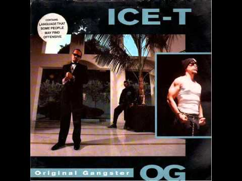 Ice T OG Original Gangster  Track 01  Home Of The BodyBag