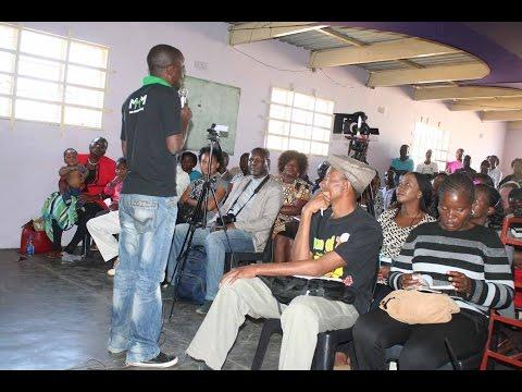 MMM Presentation Harare