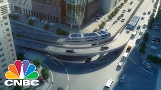 The High Tech Bus Of The Future | CNBC