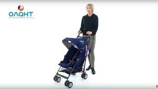 Прогулочная коляска Maclaren BMW. Коляска-трость, обзор.