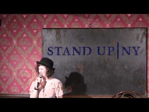 Stand Up NY Set 2017 Mimi Hayes