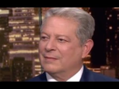 Al Gore On Why He's Voting For Hillary Clinton