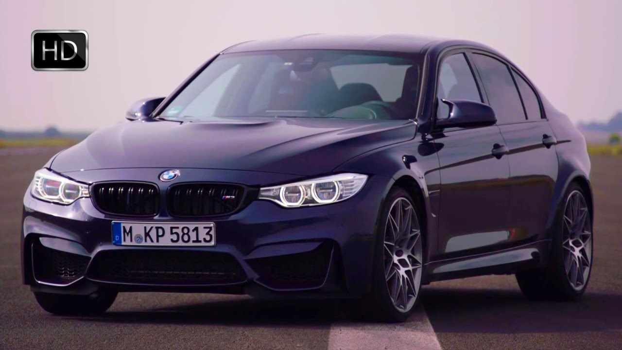 2016 bmw m3 30 year special edition exterior interior design test drive hd youtube. Black Bedroom Furniture Sets. Home Design Ideas