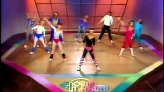 Enorm in Form ZDF Aerobic 80er