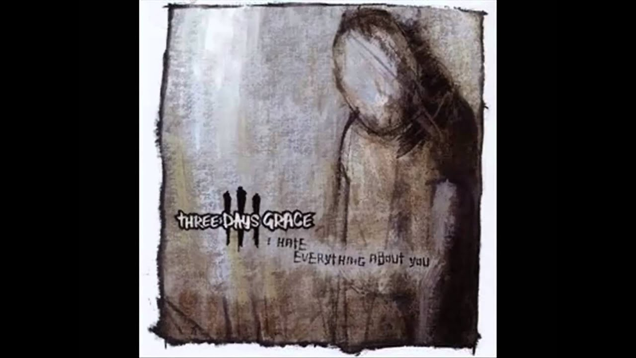 Three Days Grace - I Hate Everything About You (Chords)