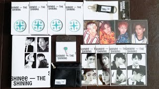 Unboxing: SHINee - The Shining Party goodies