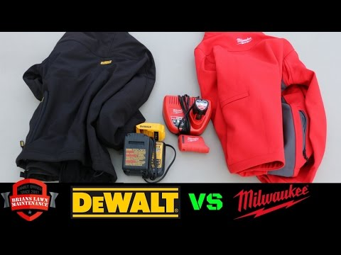 Milwaukee Vs DeWALT - Heated Jackets - Which Is Better?