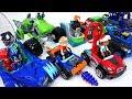 Catch the villains! Go! Rusty Rivets Kart cars with PJ Masks, Paw Patrol!! - DuDuPopTOY
