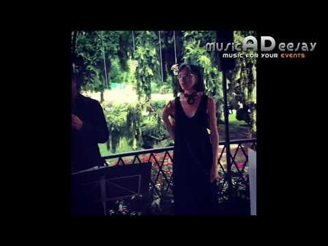 Dj per matrimonio - www.musicadeejay.com- Villa Mattioli  - Aperitivo Sax e Voce