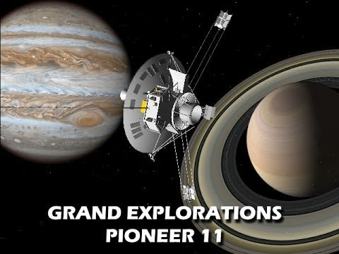 Grand Explorations: Pioneer 11 - Orbiter Space Flight Simulator