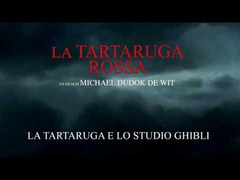 La Tartaruga Rossa   Featurette   La Tartaruga e lo Studio Ghibli