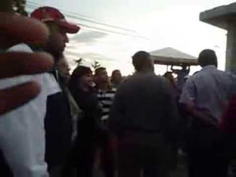 Los Enviados del Alcalde  de Carirubana a la Platabanda