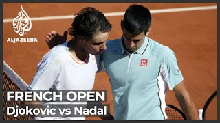 Nadal knocked out of French Open, Djokovic in final
