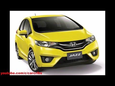 Honda Jazz Yellow 2016 Photos