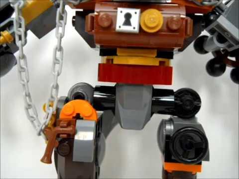 How to build a (near) movie-accurate Lego Metalbeard ...