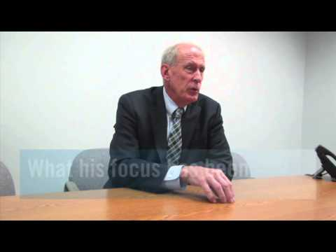 U.S. Sen Dan Coats interview