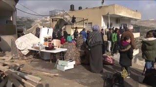 إسرائيل تبدأ هدم بيوت الشهداء